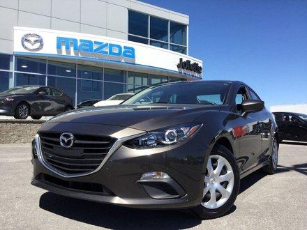 2016  Mazda3 GX | CAMÉRA DE RECUL | TRÈS BAS KILO