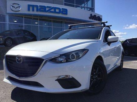 Mazda3 GS | Manuelle 6 vit | Rack Toit | Mags 2016