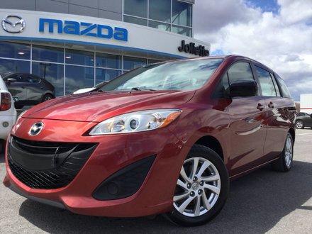 2014 Mazda Mazda5 GS   TRÈS BAS KILO   6 PASSAGERS