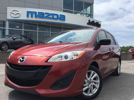 Mazda5 GS | 6 PASSAGERS | TRÈS BAS KILO 2015