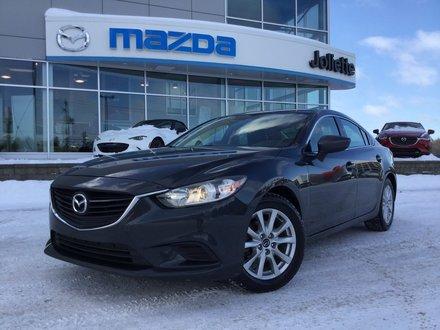 Mazda Mazda6 GX, Sièges chauffants 2014
