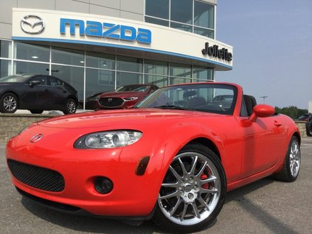 Mazda MX-5 DÉCAPOTABLE | A/C | MANUELLE 2006