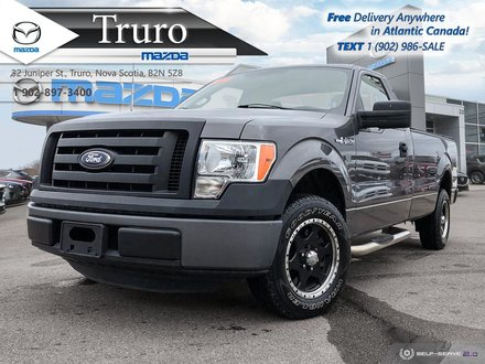2011 Ford F-150 $75/WK TX IN, LOW KM, A/C, TOW PKG, TONNEAU COVER