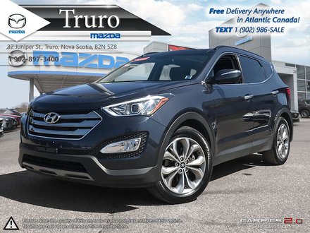 2016 Hyundai Santa Fe Sport $89/WK TX IN! 2.0L TURBO! PANO ROOF! AWD! LEATHER!