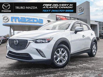 2016 Mazda CX-3 $81/WK TAX IN! GS-L VERY LOW KM!