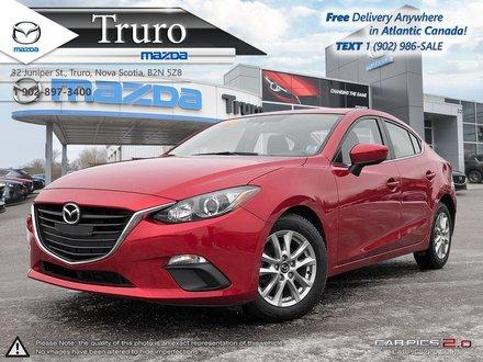 2016 Mazda Mazda3 $63/WK TX IN! GS, LOW MILEAGE! Heated Seats