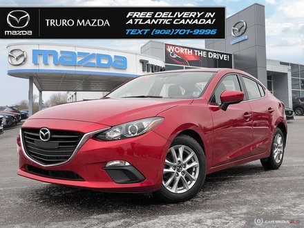 2016 Mazda Mazda3 $62/WK TAX IN! GS MANUAL