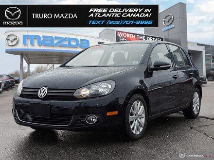2012 Volkswagen Golf $67/WK TAX INC DIESEL!