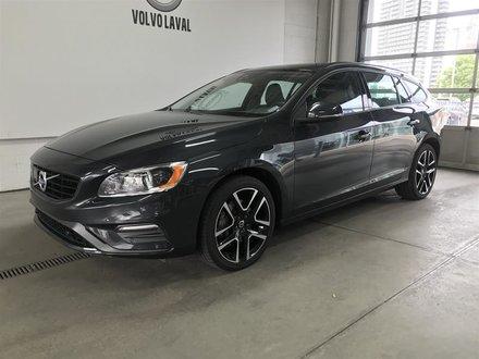Volvo V60 T5 AWD Dynamic 2018