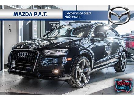 Audi Q3 2.0T TECHNIK ** NAVIGATION CAMERA RECULE ** 2015