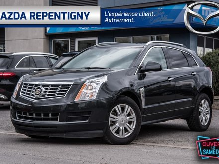 2014 Cadillac SRX Luxury. GPS, Toit Ouvrant, Traction Intégrale
