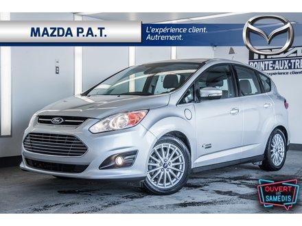 2015 Ford C-Max Energi SEL ** NAVIGATION CUIR CAMERA DE RECUL **
