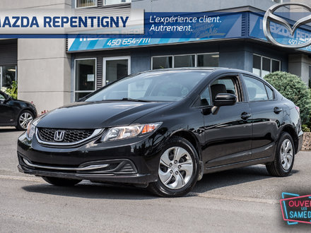 Honda Civic Sedan 2015 Honda Civic Sedan - 4dr Auto LX 2015
