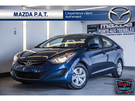 2016 Hyundai Elantra L ** BALANCE DE GARANTIE  **