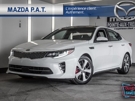 Kia Optima SX-L TURBO ** TRÈS RARE IMPECCABLE ** 2016
