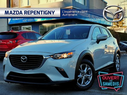 Mazda CX-3 GS Luxe, Cuir, Toit, AWD 2016