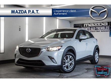 2016 Mazda CX-3 GS LUXE ** CUIR TOIT CAMERA RECUL**