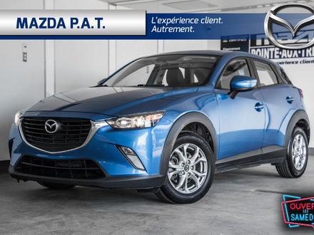 2016 Mazda CX-3 2016 Mazda CX-3 - AWD 4dr GS