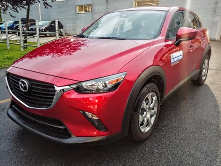 2019 Mazda CX-3 GS AWD, BLUETOOTH, VOL/BANC CHAUF, A/C