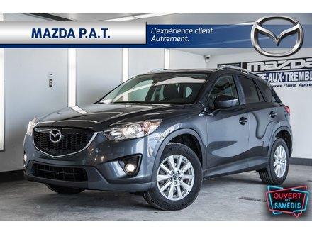 Mazda CX-5 GS AWD ** TOIT OUVRANT CAMERA RECUL ** 2014
