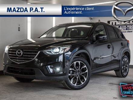 Mazda CX-5 GT WOW JAMAIS ACCIDENTÉ 2016