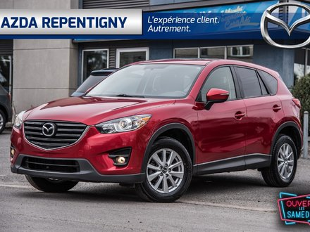 2016 Mazda CX-5 GS * Nouvel Arrivage *