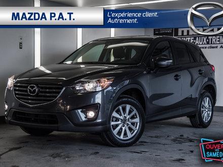 2016 Mazda CX-5 2016 Mazda CX-5 - AWD 4dr Auto GS