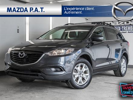 Mazda CX-9 GS+AWD+JAMAIS ACCIDENTÉ 2013