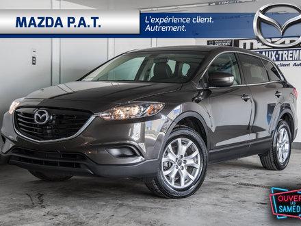 2015 Mazda CX-9 2015 Mazda CX-9 - AWD 4dr GS