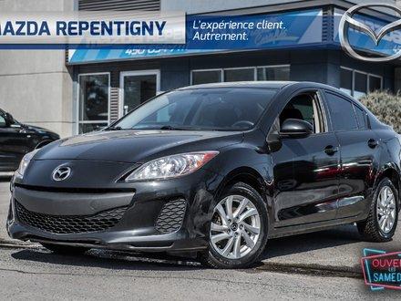 2013 Mazda Mazda3 GX A/C, Cruise, Bluetooth