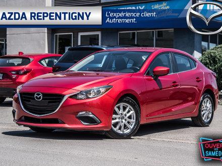 Mazda3 2014 Mazda Mazda3 - 4dr Sdn Man GS-SKY SIEGES AV C 2014