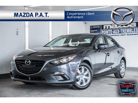 2015 Mazda Mazda3 GX ** BLUETOOTH 48 316 KM **
