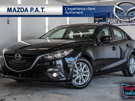 Mazda Mazda3 GS +NAVIGATION + TOIT OUVRANT 2015