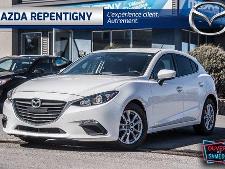 Mazda Mazda3 GS MAGS CAMERA Bas KM !! 2015