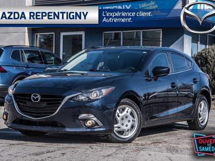 Mazda Mazda3 GS SPORT, TOIT, FOGS 2015