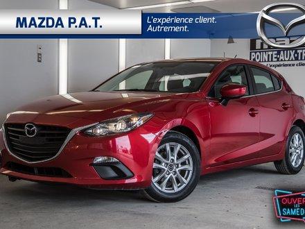 2015 Mazda Mazda3 GS SPORT JAMAIS ACCIDENTÉ