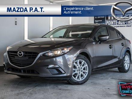 2015 Mazda Mazda3 GS