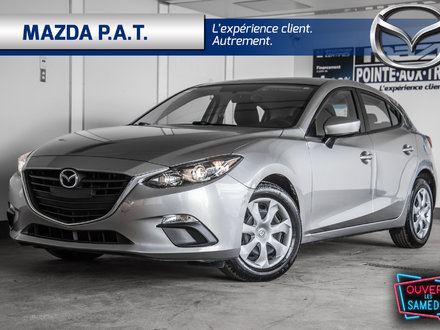Mazda3 2015 Mazda Mazda3 - 4dr HB Sport Auto GX 2015
