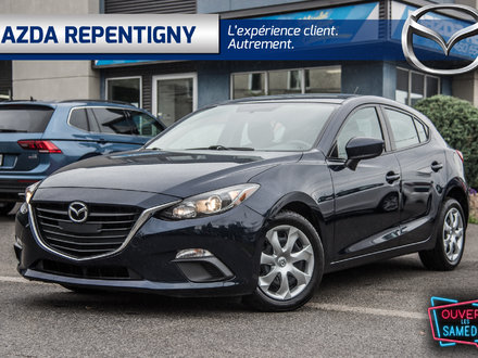 2015  Mazda3 2015 Mazda Mazda3 - 4dr HB Sport Auto GX