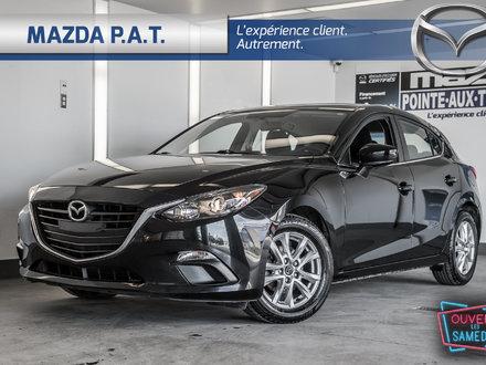 2015  Mazda3 2015 Mazda Mazda3 - 4dr HB Sport Man GS