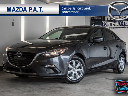 Mazda3 2015 Mazda Mazda3 - 4dr Sdn Auto GX 2015