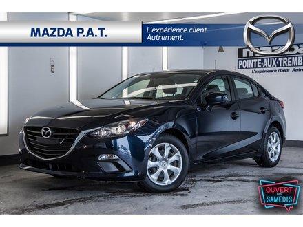 Mazda Mazda3 GX ** WOW SEULEMENT 6 432 KM ** 2016