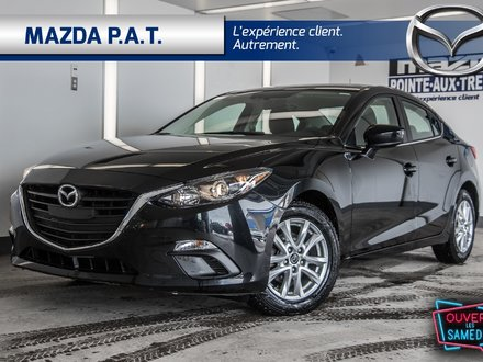 Mazda Mazda3 GS ** NAVIGATION CAMERA RECULE ** 2016