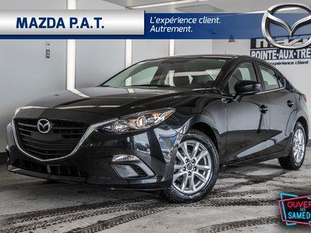 2016 Mazda Mazda3 GS ** NAVIGATION CAMERA RECULE **