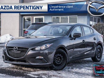 2016 Mazda Mazda3 GS Toit Ouvrant, Navigation, Caméra