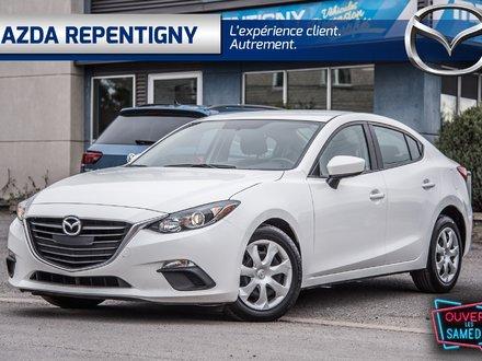 Mazda3 GX CONFORT ET COMMODITÉ 2016