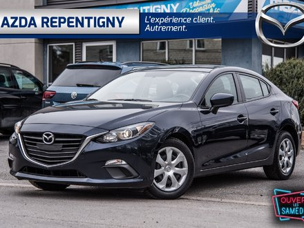 2016  Mazda3 GX Confort Commodité