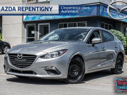 Mazda3 2016 Mazda Mazda3 - 4dr Sdn Man GX CONFORT COMMODI 2016