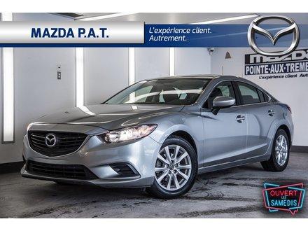 2014 Mazda Mazda6 GX ** DÉMARREUR A DISTANCE **
