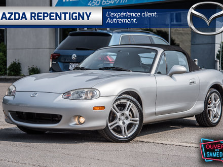 2004 Mazda MX-5 2004 Mazda MX-5 - 2dr Conv GX Manual
